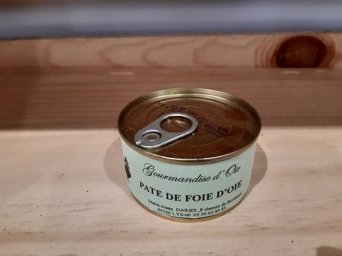 Pâté de foie d'oie 130g