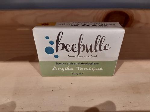 Savon artisanal Argile tonique