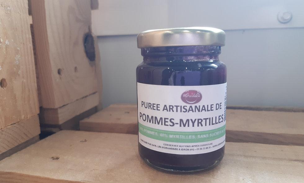 Purée Pommes Myrtilles (100g)