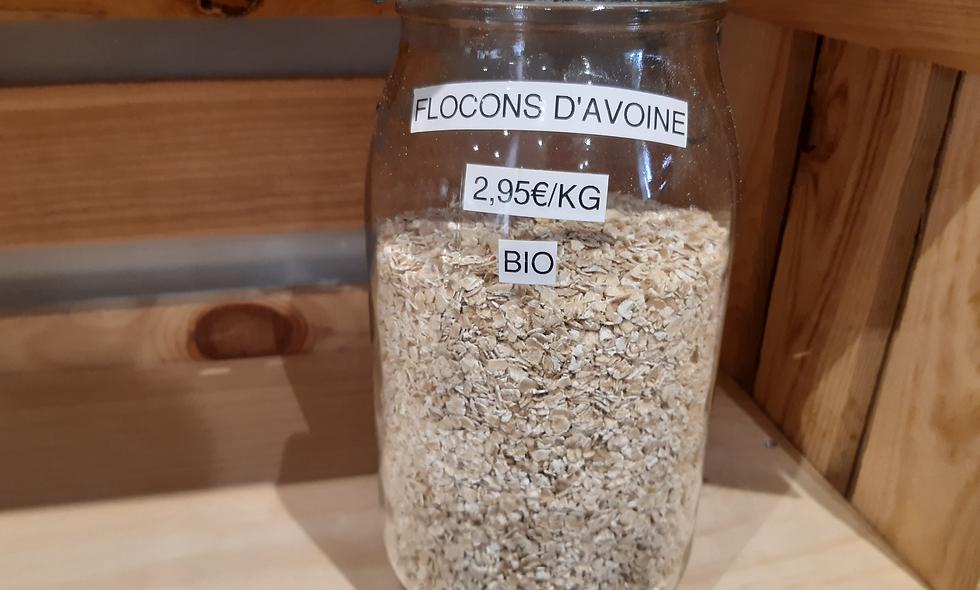 Flocons d'avoine Bio (500g)