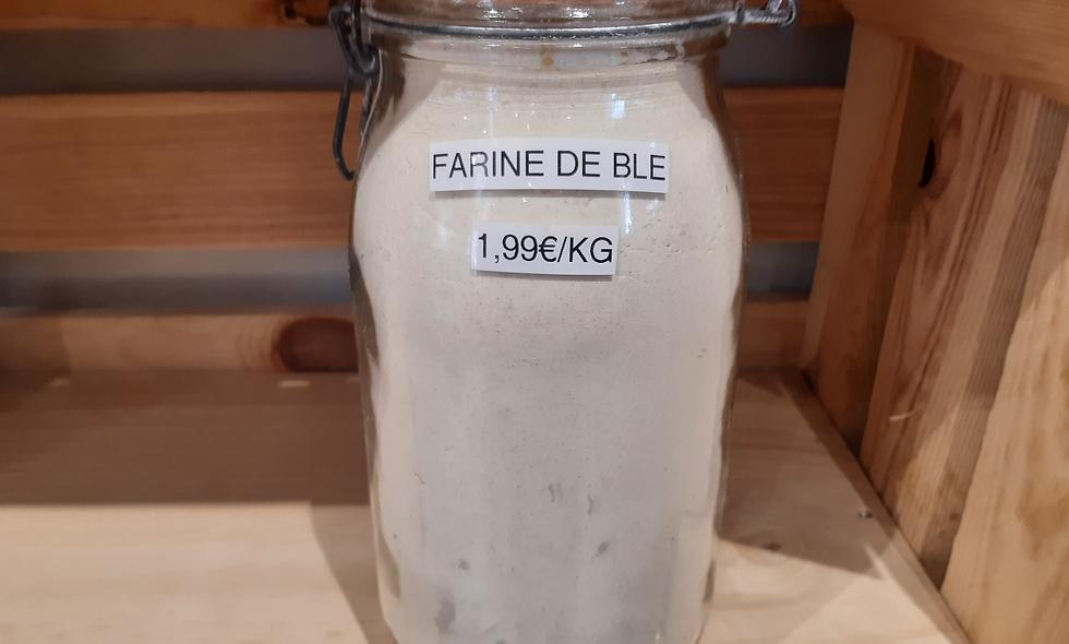 Farine Blé T55 (500g)