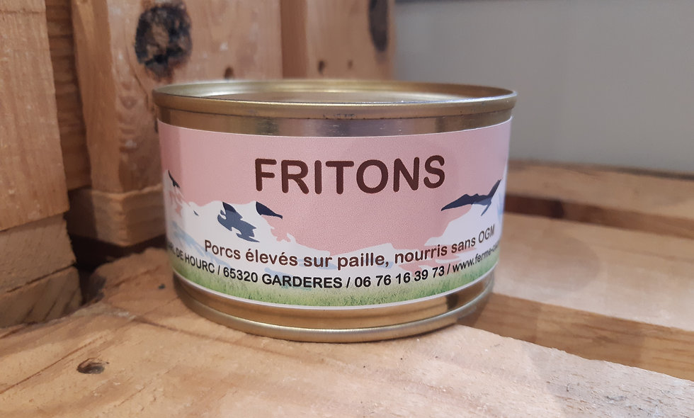 Fritons 180g