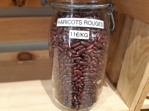 Haricots rouges (500g)