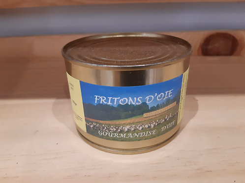 Fritons d'oie