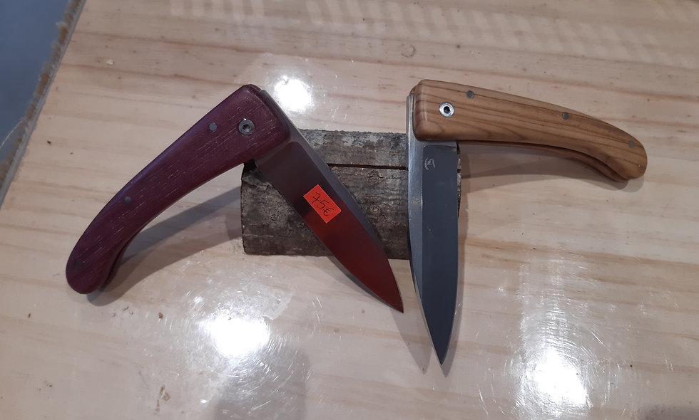 Couteau au choix