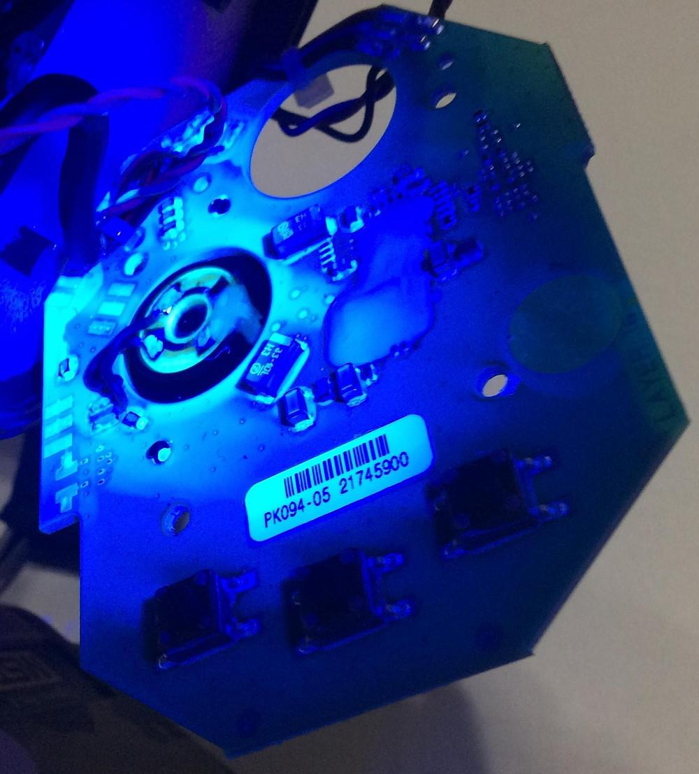 Sordin Supreme Pro-X circuit board coating