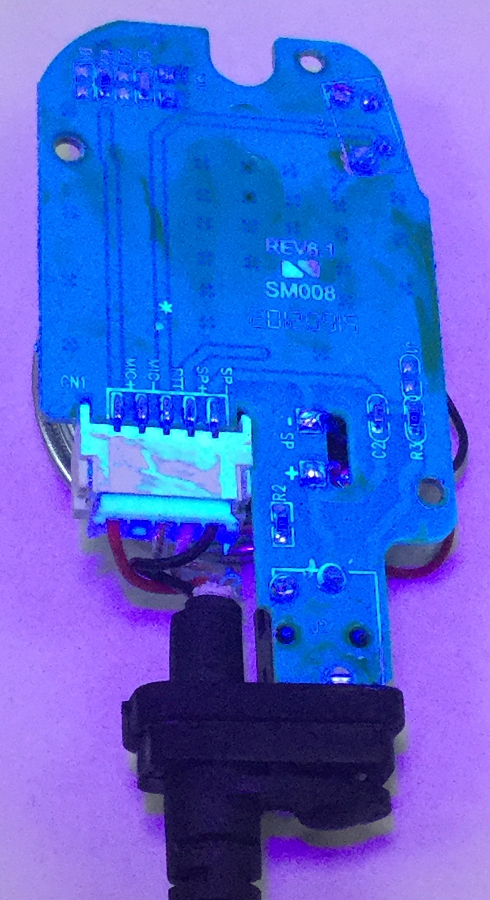 Midland PTT with conformal coating