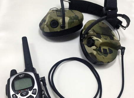 FRS/GMRS Radio Comms: Interface with Electronic Hearing Protection, Setup, and Ensuring Reliability