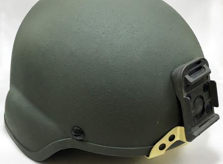 AR500 Armor Militia  Helmet -  Gimmick or Good Gear?