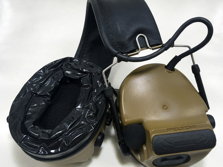 Peltor ComTac  III Hearing Defender Review and Analysis