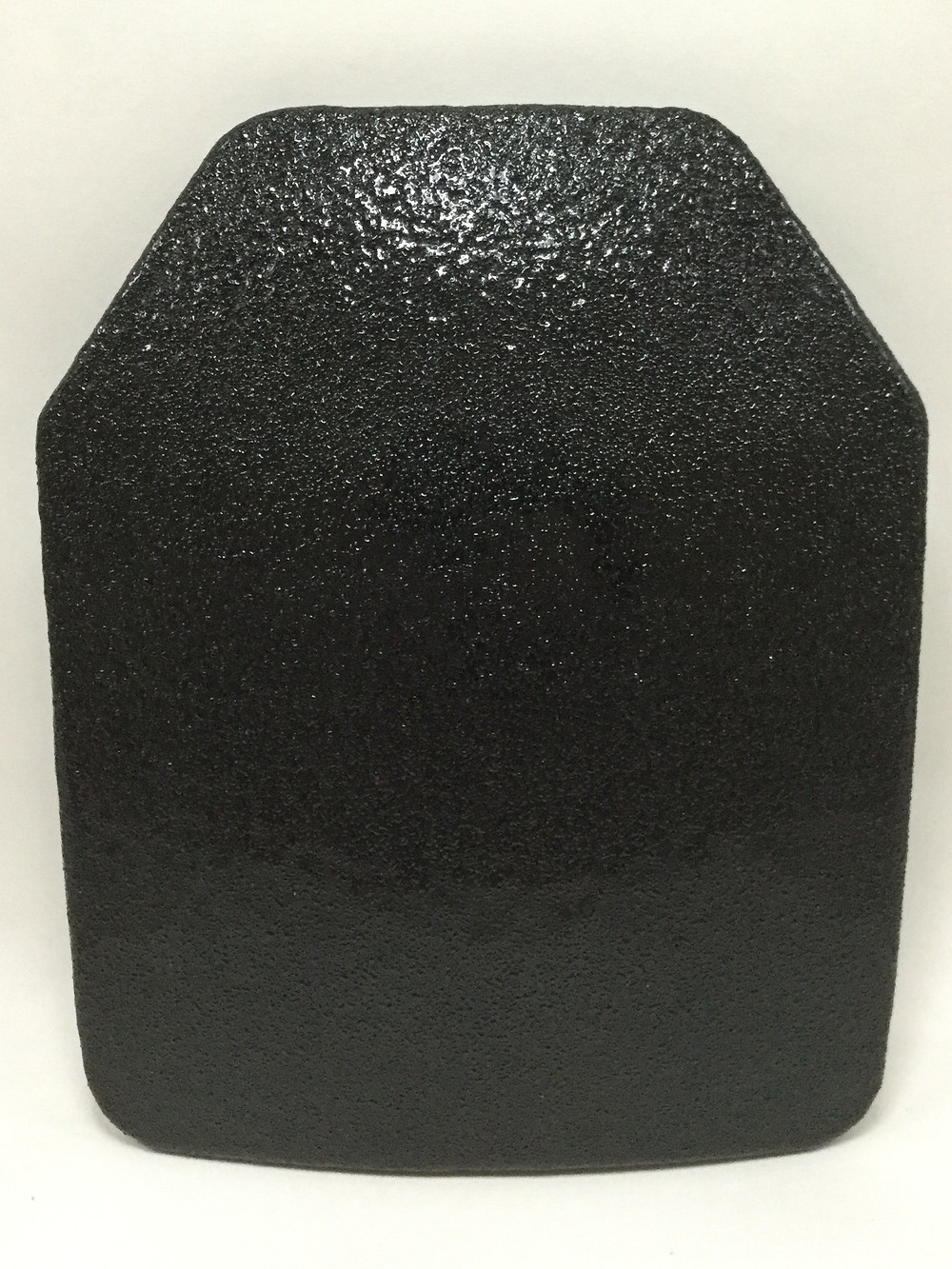 Rifle rated body armor plate