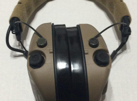 Safariland Liberator  HP Electronic Hearing Protection Headset Review and Analysis
