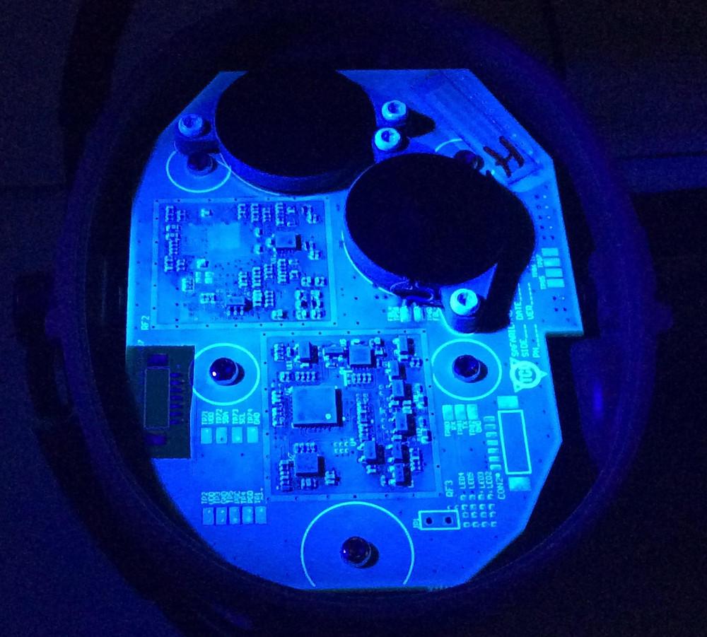 Safariland Liberator HP circuit board coating
