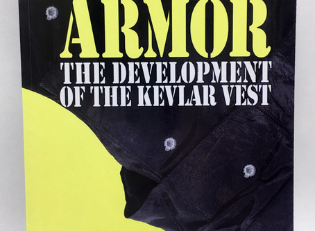Book Review: Body Armor - The Development of the Kevlar  Vest