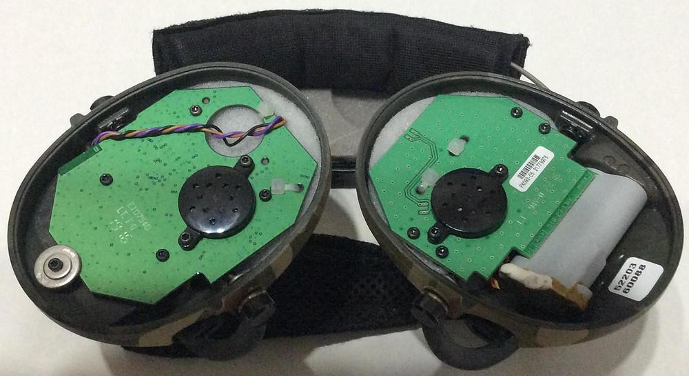 MSA Sordin Supreme Pro-X circuit boards
