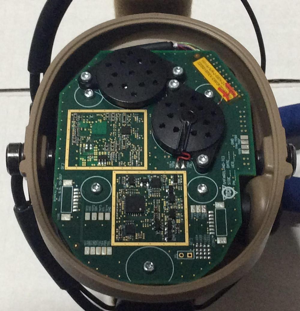 Liberator HP circuit board