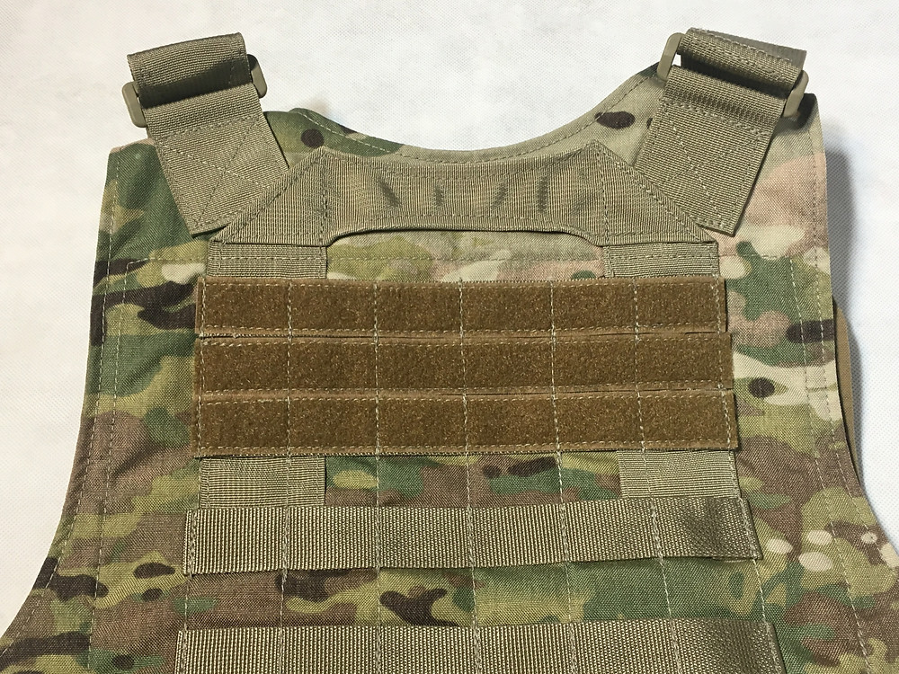 Beez Combat Systems Multicam armor carrier drag handle