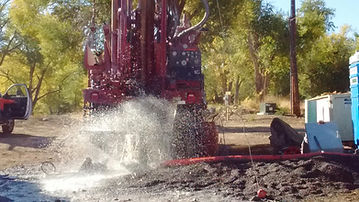 Mckay Drilling uses state of the art well drilling equipment.  Mud puppy, drill rig, pipe, pipe fittings, commerical, residential, irrigiation and water well equipment.