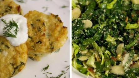 Çift Lezzetli Salata