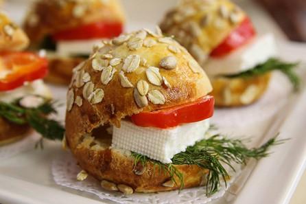 Peynirli Kahvaltı Ekmeği