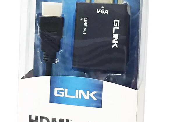 G-Link HDMI To VGA Female Converter Cable