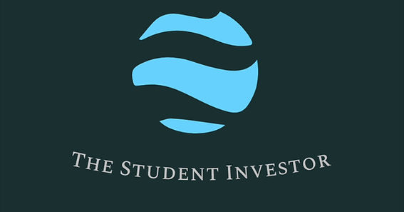A promotional video for The Student Investor