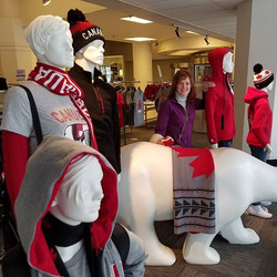 A little fun in Canada at the Hudson Bay store.jpg