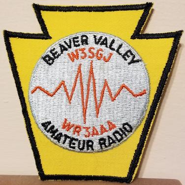 Beaver Valley Amateur Radio Patch