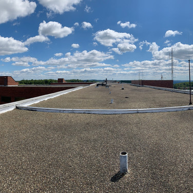 Panorama from the 147.135 site (Large file, download for hi-res)