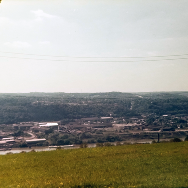 View from the original 146.850 site.