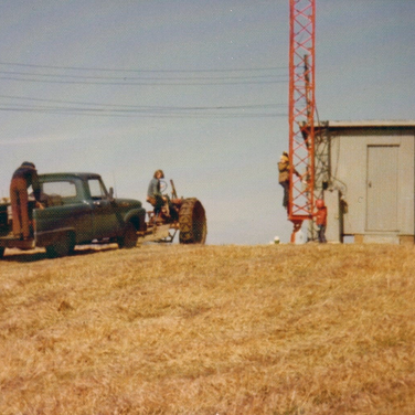 Installation of the 146.850 repeater
