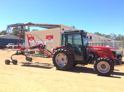 MF 3660 tractor