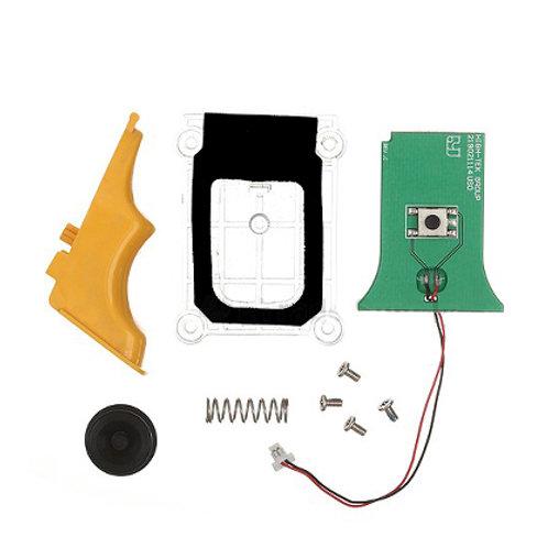 Курок в сборе (клавиша, плата, крепление) МС3090-G