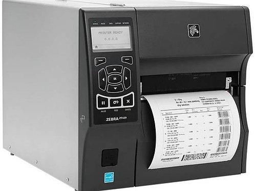 Принтер печати этикеток Zebra ZT420 (ZT42062-T0E0000Z)