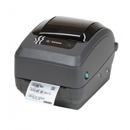 Термотрансферный принтер этикеток Zebra GK420t USB