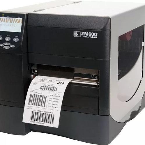 Термотрансферный принтер Zebra ZM 600 (203dpi) б/у