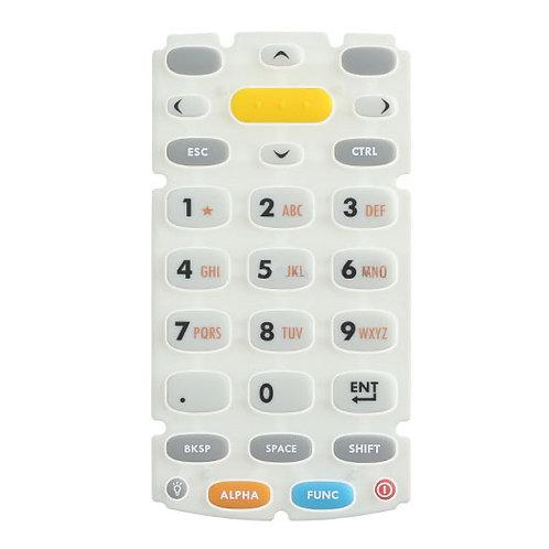 Клавиатура резиновая 28,38,48 клавиш для MC3090