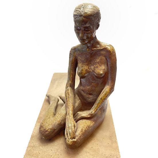 Seated Woman | by Laura Brzozowski