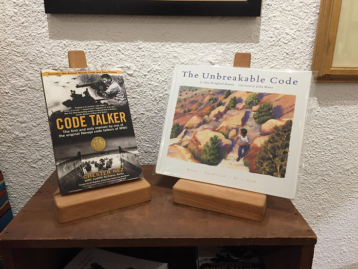 Code Talker | by Chester Nez with Judith Schiess Avila