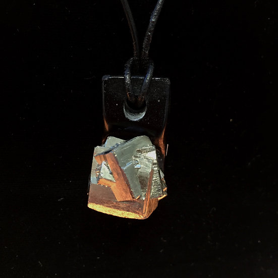 Ground Glass Pendant No. 3 | by Nicki Marx