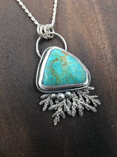 Juniper Pendant | by Heather Bamberg