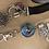 Thumbnail: Zodiac Charms & Botanicals Jewelry Lanyard