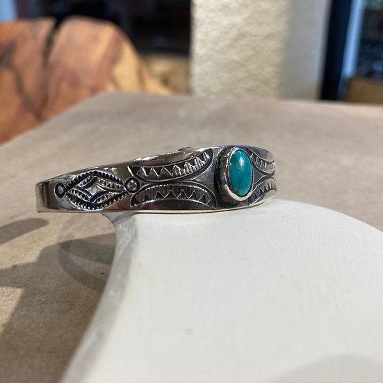 """CV15 - Navajo """"Baby"""" Bracelet"""