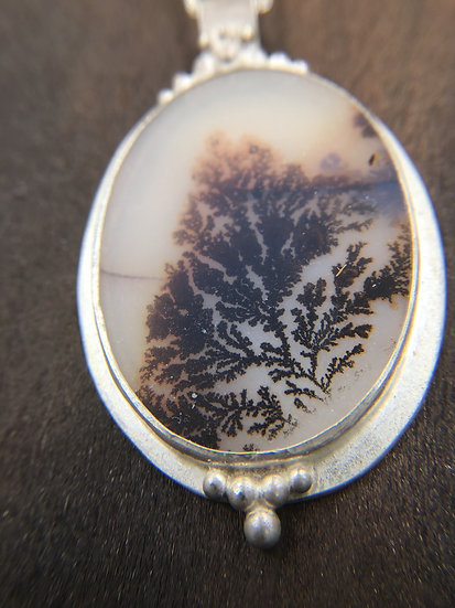 Dreamscape Pendant | by Heather Bamberg
