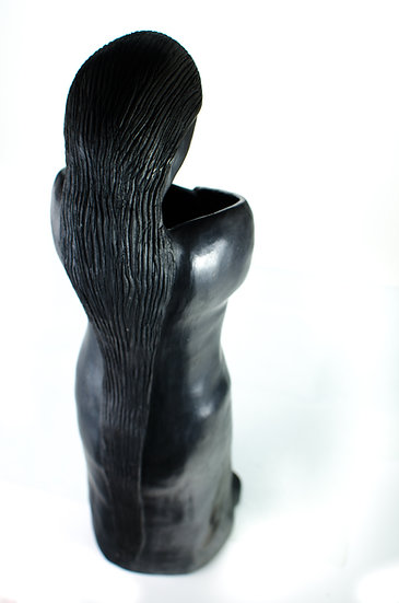 """Mother"" | Ceramic Sculpture by Michael Gorman"