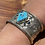 """Thumbnail: """"Center of the Galaxy"""" Bracelet   by Ron Striegel"""