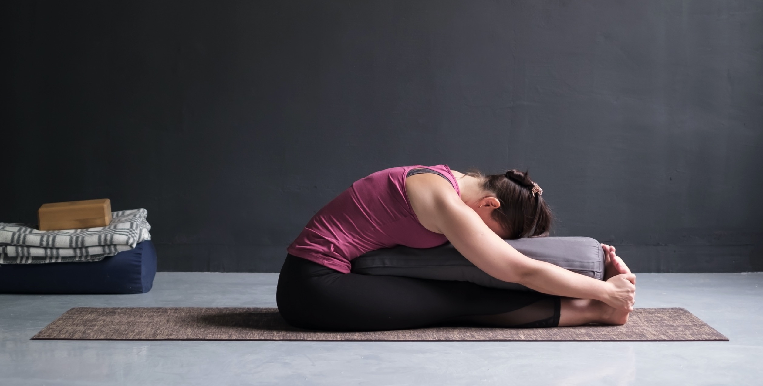 Energy Fusion Restorative Yoga