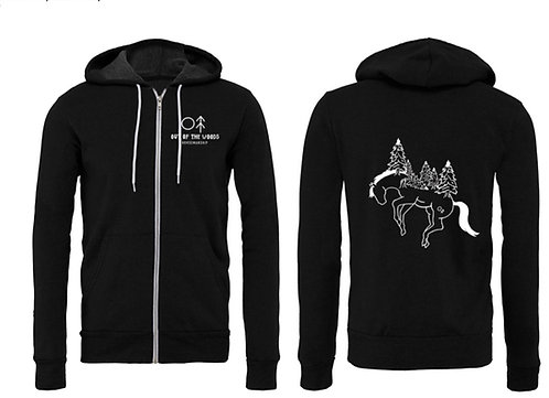 Pre-order Out of the Woods Horse Sweatshirt