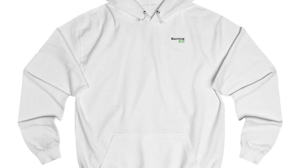 Unisex maximize acid hoodie