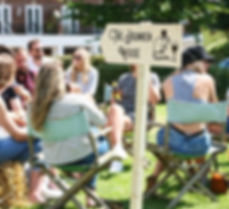 Summer Wine and Cheese festival